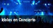 Idolos en Concierto tickets