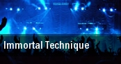 Immortal Technique Pittsburgh tickets