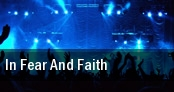 In Fear and Faith San Diego tickets