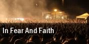 In Fear and Faith Soma tickets