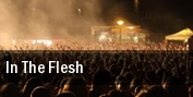 In The Flesh Newcastle upon Tyne tickets