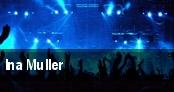 Ina Muller Stadthalle Chemnitz tickets