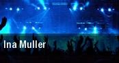 Ina Muller Stadthalle Wilhelmshaven tickets
