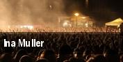 Ina Muller Volkshaus tickets