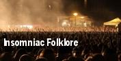 Insomniac Folklore tickets
