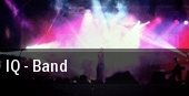 IQ - Band London tickets