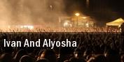 Ivan And Alyosha Birmingham tickets