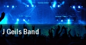 J Geils Band Uncasville tickets