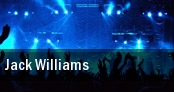 Jack Williams Ann Arbor tickets