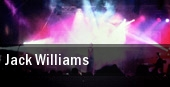 Jack Williams tickets