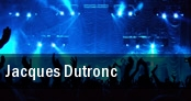 Jacques Dutronc Sherbrooke tickets
