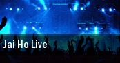 Jai Ho Live Air Canada Centre tickets