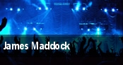 James Maddock tickets