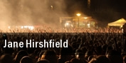 Jane Hirshfield tickets