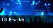 J.B. Beverley Birdys tickets