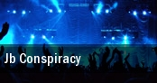 Jb Conspiracy London tickets