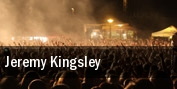 Jeremy Kingsley tickets