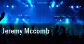 Jeremy Mccomb tickets
