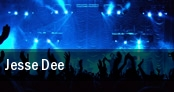 Jesse Dee New York tickets