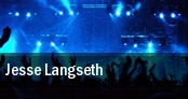 Jesse Langseth tickets