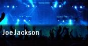 Joe Jackson Saratoga tickets