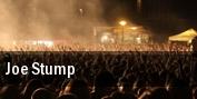 Joe Stump Dallas tickets