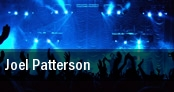 Joel Patterson tickets