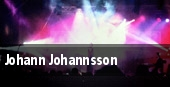 Johann Johannsson City Winery tickets