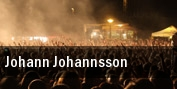 Johann Johannsson Minneapolis tickets