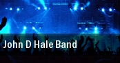 John D. Hale Band tickets