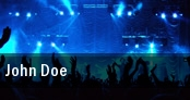 John Doe Toronto tickets