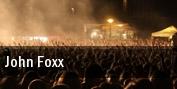 John Foxx tickets