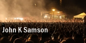 John K Samson New York tickets