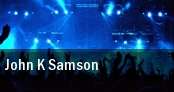 John K Samson Washington tickets