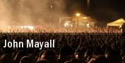 John Mayall Philadelphia tickets