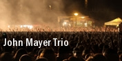 John Mayer Trio Copley Symphony Hall tickets