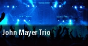 John Mayer Trio tickets