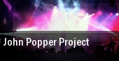 John Popper Project San Francisco tickets