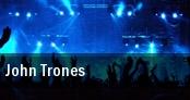 John Trones tickets