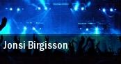 Jonsi Birgisson De Effenaar tickets