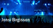 Jonsi Birgisson O2 Academy Bournemouth tickets