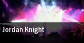 Jordan Knight Cabooze tickets