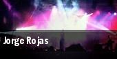 Jorge Rojas tickets