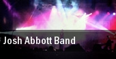 Josh Abbott Band Joe's Bar On Weed St. tickets