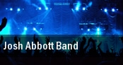 Josh Abbott Band Thackerville tickets