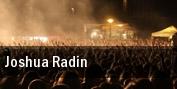 Joshua Radin Vic Theatre tickets