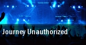 Journey Unauthorized Tucson tickets
