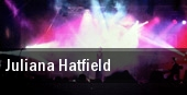 Juliana Hatfield Chicago tickets
