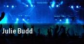 Julie Budd tickets