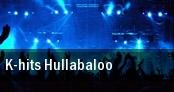 K-hits Hullabaloo West Sacramento tickets
